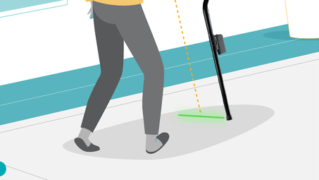 Multi-cue technology and Parkinsonian Gait.